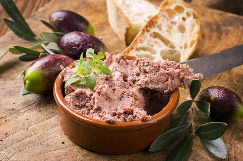 Chopped Liver Pate Recipe